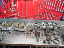 Ducati Monster 610 Motor