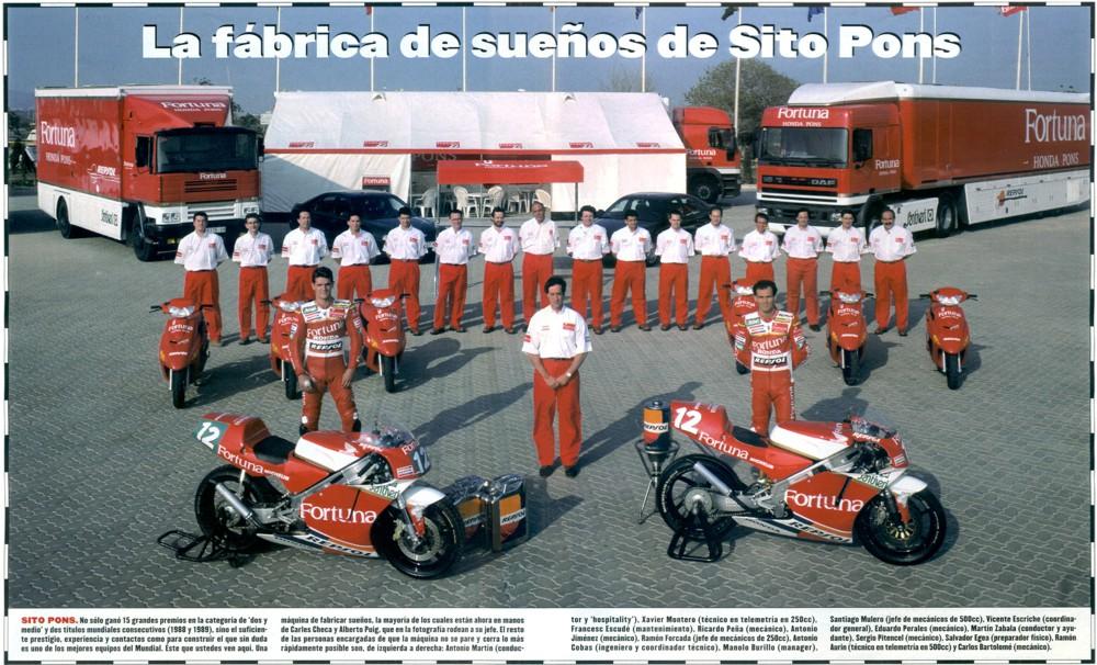 Team Honda Pons Full
