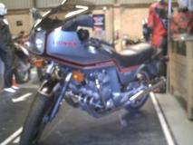 Honda CBX 1000 81